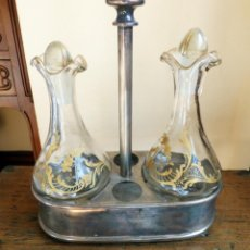 Antigüedades: CONVOY DE VINAGRERAS, . Lote 171703858