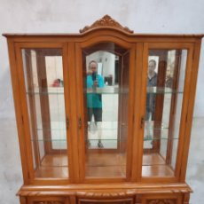 Antigüedades: VITRINA VINTAGE. Lote 171709393