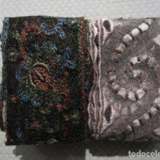 Antigüedades: ENCAJE - ENTREDÓS - BORDADO - TUL - SEDA + INFO - VER FOTOS + INFO.. Lote 171716229