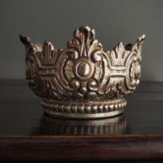 Antigüedades: CORONA PARA VIRGEN O NIÑO. Lote 171727174