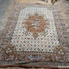 Antigüedades: ALFOMBRA ANNTIGUA. Lote 171746040
