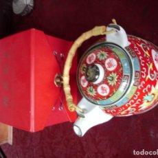 Antigüedades: TETERA CHINA. Lote 171746932
