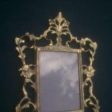 Antigüedades: MARCO DE BRONCE ESTILO ANTIGUO. Lote 171748305