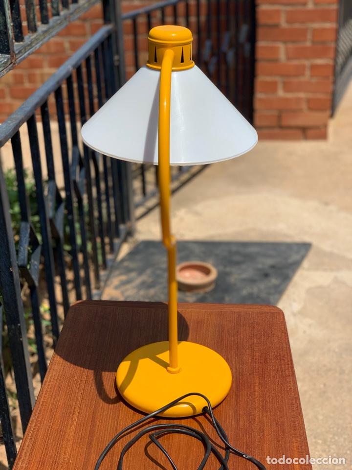 Antigüedades: Lámpara Vintage Retro Fase - Foto 2 - 171832327