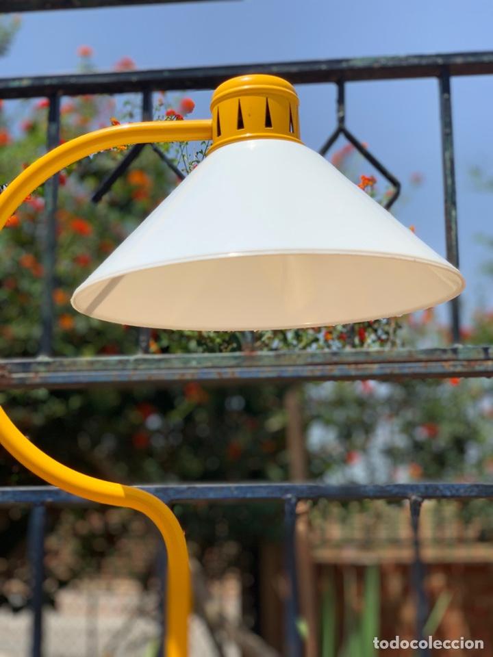 Antigüedades: Lámpara Vintage Retro Fase - Foto 3 - 171832327