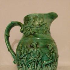 Antiquités: JARRA DE LOZA SAN CLAUDIO. Lote 171839424