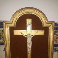 Antigüedades: CRISTO MARFIL. Lote 171959098