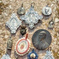 Antigüedades: LOTE DE MEDALLAS, LOTE 4. Lote 171971473