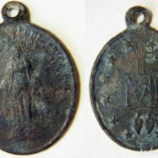 Antigüedades: MEDALLA RELIGIOSA S XIX. Lote 171998907