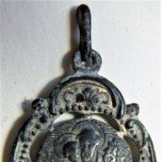 Antigüedades: MEDALLA RELIGIOSA SIGLO XIX. Lote 172011182