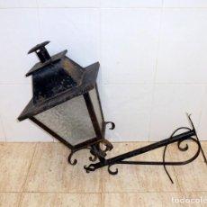 Antigüedades: FAROL,FAROLA DE CALLE O JARDIN DE GRANDES DIMENSIONES.. Lote 172020848