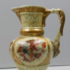 Antigüedades: ANTIGUO JARRON DE PORCELANA CON ESCENAS. Lote 172023062