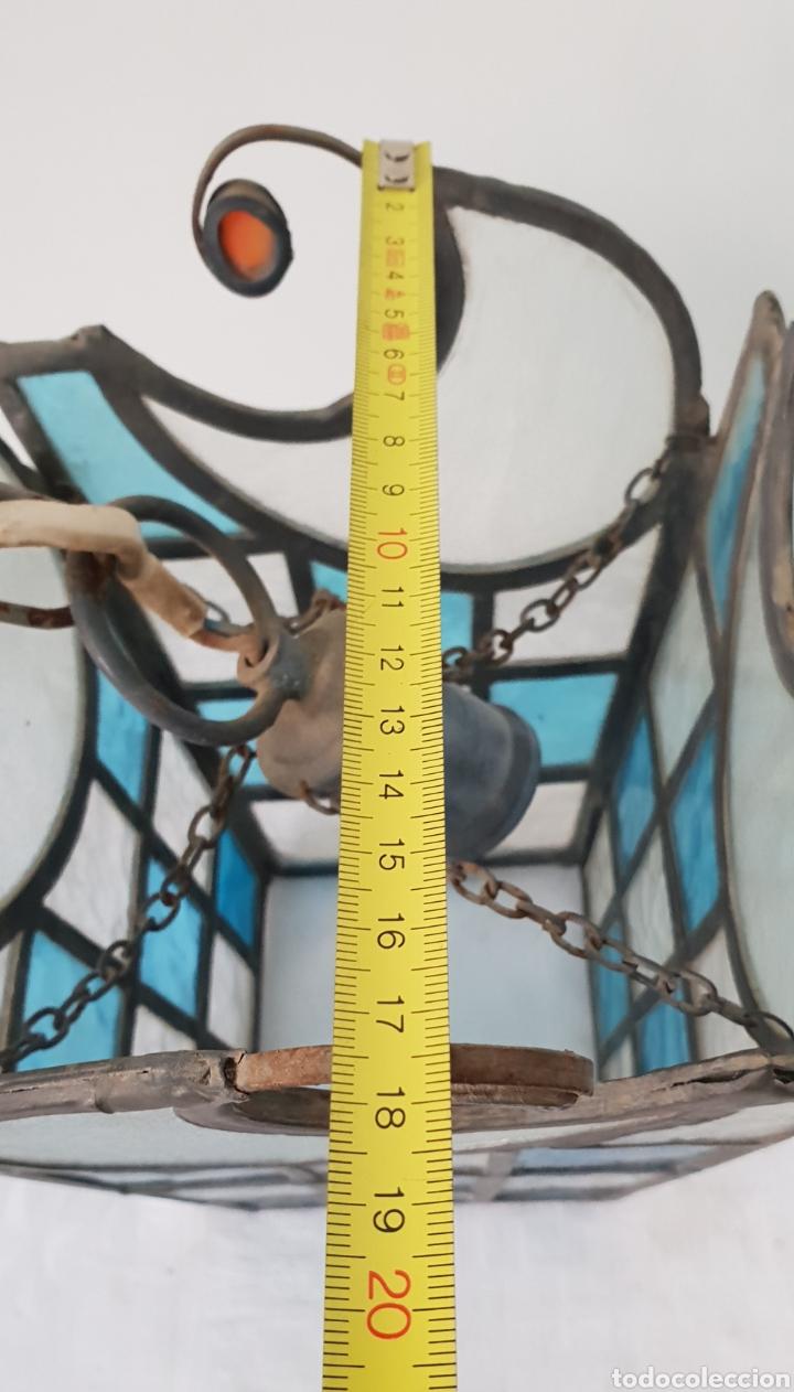 Antigüedades: Lampara de techo modernista - Foto 10 - 172046800