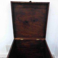 Antigüedades: BAUL DE BARCO. Lote 172060787