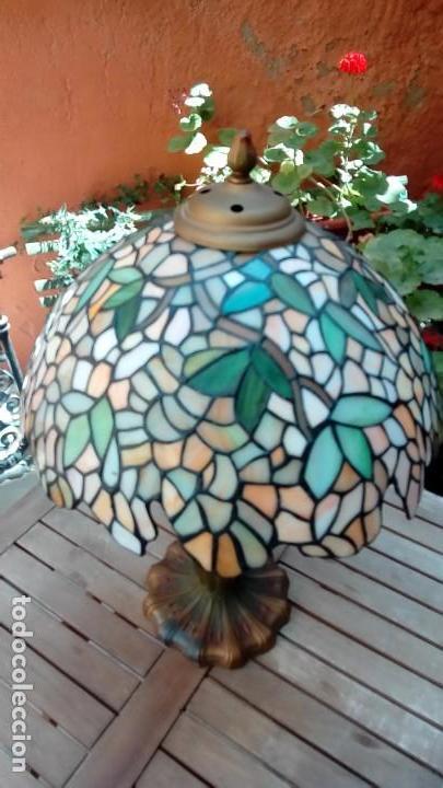 Antigüedades: lampara modelo wisteria - - Foto 2 - 172059797