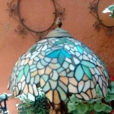 Antigüedades: LAMPARA MODELO WISTERIA -. Lote 172059797