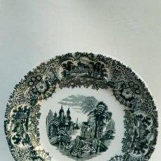 Antigüedades: PLATOS. Lote 172060287