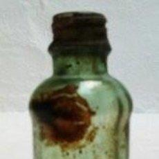 Antigüedades: ANTIGUO FRASCO MEDICINAL. Lote 172063950
