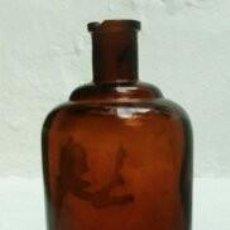 Antigüedades: ANTIGUO FRASCO MEDICINAL. Lote 172064360
