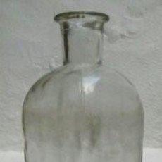 Antigüedades: ANTIGUO FRASCO MEDICINAL . Lote 172066974