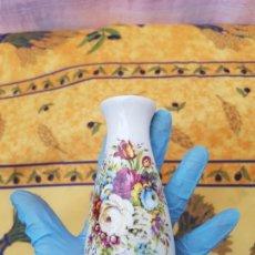 Antigüedades: JARRÓN PEQUEÑO CERAMICA. Lote 172072439