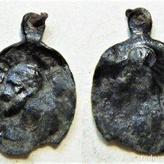 Antigüedades: MEDALLA RELIGIOSA SIGLO XIX. Lote 172103638