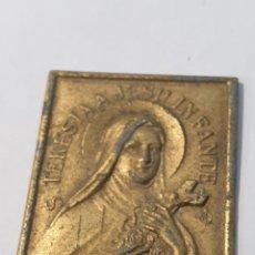 Antigüedades: RESGUARDO DE SANTA TERESA. Lote 172112205