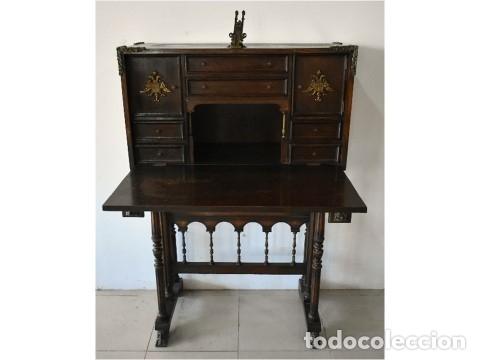 Antigüedades: BARGUEÑO ESPAÑOL DEL PRIMER TERCIO DE S.XX - Foto 2 - 172132808