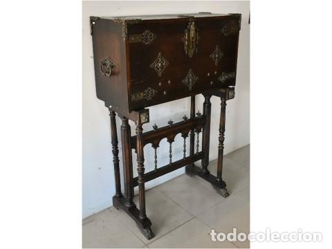 Antigüedades: BARGUEÑO ESPAÑOL DEL PRIMER TERCIO DE S.XX - Foto 3 - 172132808