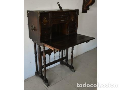 Antigüedades: BARGUEÑO ESPAÑOL DEL PRIMER TERCIO DE S.XX - Foto 4 - 172132808