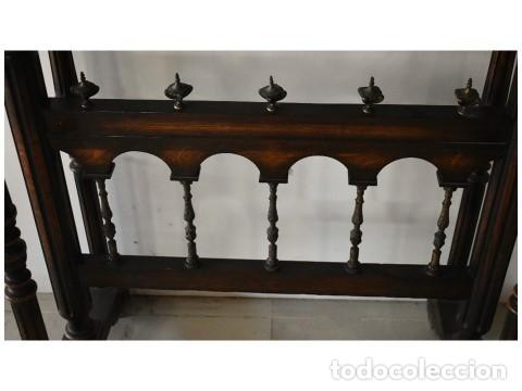 Antigüedades: BARGUEÑO ESPAÑOL DEL PRIMER TERCIO DE S.XX - Foto 7 - 172132808