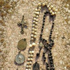 Antigüedades: LOTE DE MEDALLAS, LOTE 5. Lote 172147367