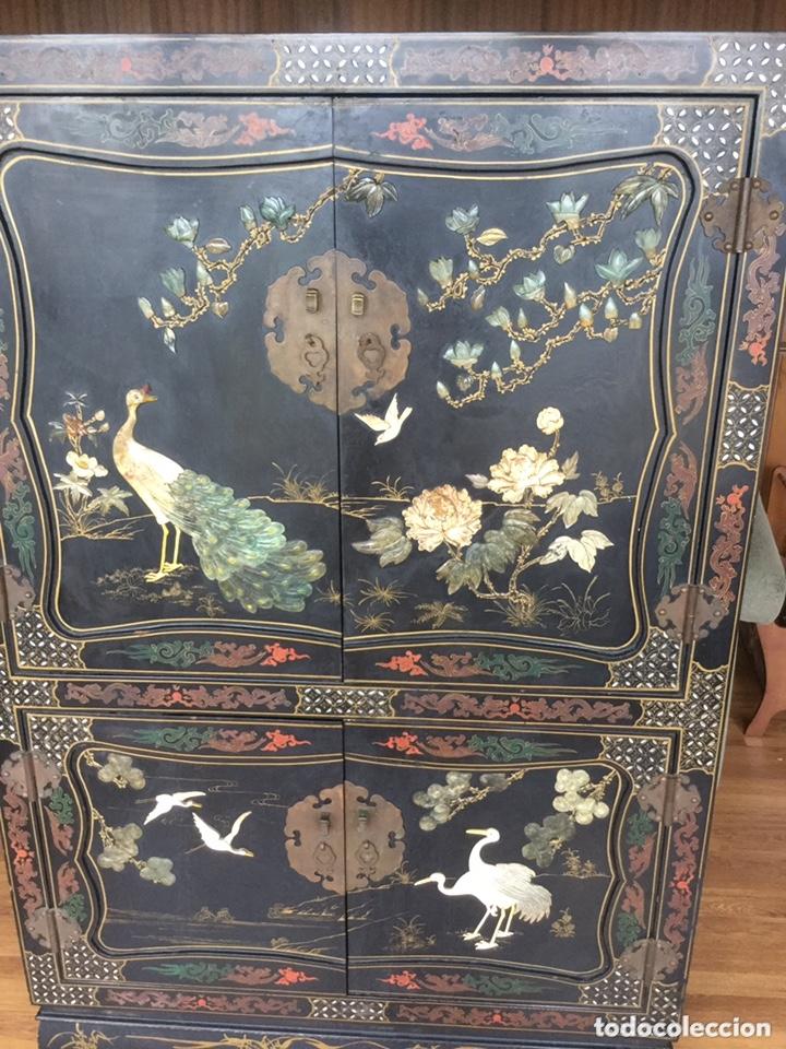 Antigüedades: Mueble chino de salón - Foto 2 - 172226875