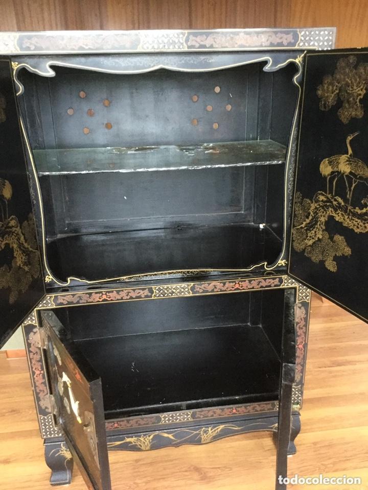 Antigüedades: Mueble chino de salón - Foto 6 - 172226875