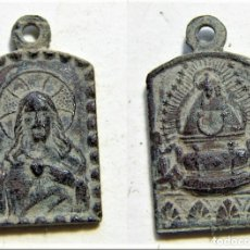 Antigüedades: MEDALLA RELIGIOSA SIGLO XIX. Lote 172243268