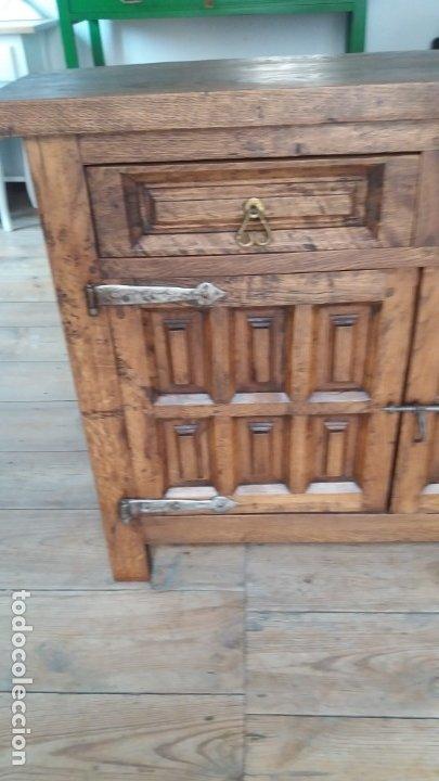 Antigüedades: Aparador roble - Foto 3 - 172252688