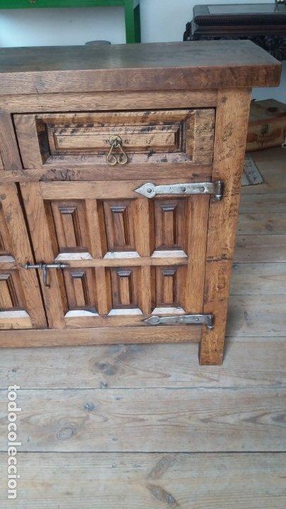 Antigüedades: Aparador roble - Foto 4 - 172252688