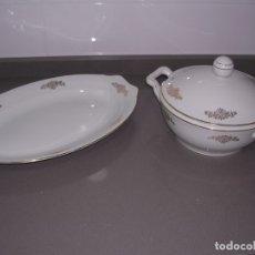 Antigüedades: FUENTE Y SOPERA. Lote 172265274