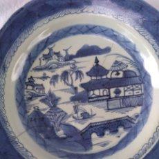 Antigüedades: PLATO CHINO. Lote 172303010