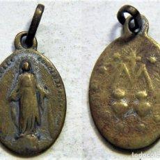 Antigüedades: MEDALLA RELIGIOSA SIGLO XIX. Lote 172303669