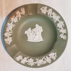 Antigüedades: CENICERO CERAMICA WEDGWOOD MADE IN ENGLAND. Lote 172304029