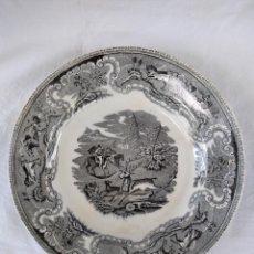 Antigüedades: PLATO LOZA CARTAGENA. Lote 172305403