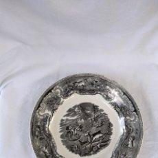 Antigüedades: PLATO LOZA CARTAGENA. Lote 172305744