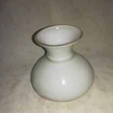 Antigüedades: TULIPA PARA QUINQUE O LAMPARA. MIRA LAS FOTOS.. Lote 172378509