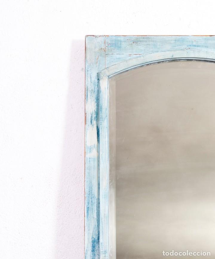 Antigüedades: Espejo Antiguo Restaurado Alice - Foto 3 - 172383088