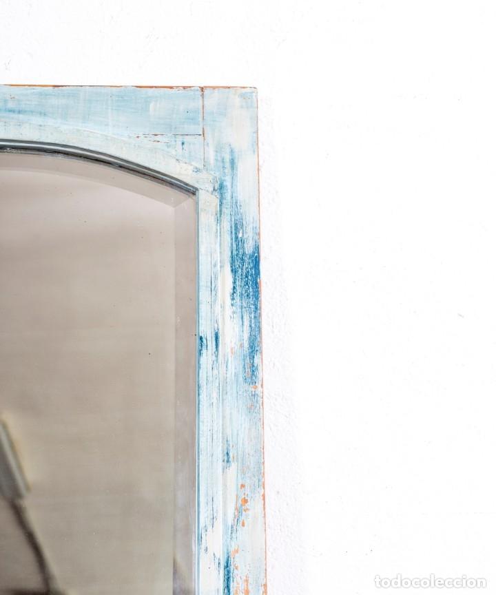 Antigüedades: Espejo Antiguo Restaurado Alice - Foto 4 - 172383088