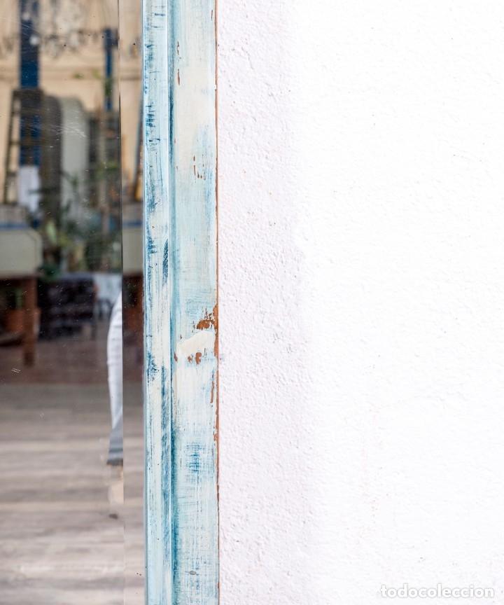 Antigüedades: Espejo Antiguo Restaurado Alice - Foto 6 - 172383088