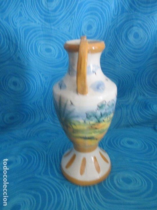 Antigüedades: ANTIGUA JARRA O JARRON, 21 CM ALTO - Foto 4 - 172404645