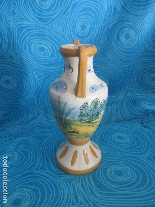 Antigüedades: ANTIGUA JARRA O JARRON, 21 CM ALTO - Foto 7 - 172404645
