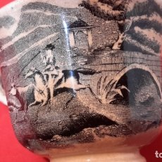 Antigüedades: S.XIX LOZA DE CARTAGENA. TAZA...POCILLO. Lote 172428224